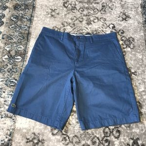 Lacoste Regular Fit Shorts Size 36